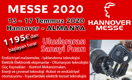 2020 Hannover Messe