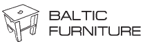 BALTIC FURNITURE 2019 fuar logo