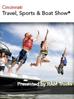 CINCINNATI TRAVEL, SPORTS & BOAT SHOW fuar logo