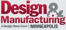 DESIGN & MANUFACTURING MINNEAPOLIS 2020 fuar logo