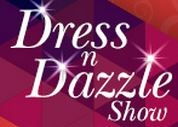 DRESS N DAZZLE SHOW fuar logo