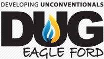DUG EAGLE FORD 2018 fuar logo