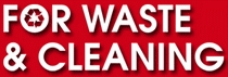 FOR WASTE & CLEANING fuar logo