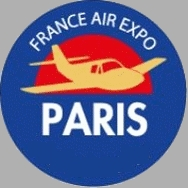 FRANCE AIR EXPO 2020 fuar logo
