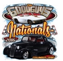 GOODGUYS PPG NATIONALS COLUMBUS 2020 fuar logo