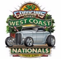 GOODGUYS WEST COAST NATIONALS PLEASANTON 2018 fuar logo