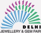 GUJARAT JEWELLERY AND GEM FAIR - DELHI fuar logo