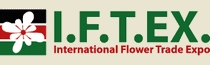 INTERNATIONAL FLORICULTURE TRADE EXPO - I.F.T.EX. 2020 fuar logo