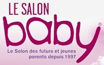 LE SALON BABY PARIS 2020 fuar logo