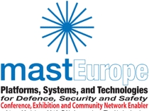 MAST (MARITIME SYSTEMS & TECHNOLOGY) EUROPE 2018 fuar logo