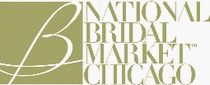 NATIONAL BRIDAL MARKET CHICAGO 2019 fuar logo