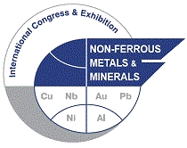 NON-FERROUS METALS AND MINERALS CONGRESS & EXHIBITION 2019 fuar logo