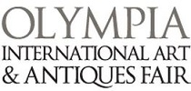 OLYMPIA INTERNATIONAL ART & ANTIQUES FAIR fuar logo