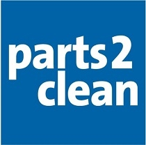 PARTS2CLEAN 2020 fuar logo