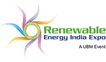 RENEWABLE ENERGY INDIA EXPO 2018 fuar logo