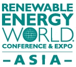 RENEWABLE ENERGY WORLD ASIA 2018 fuar logo