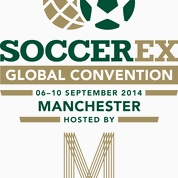 SOCCEREX GLOBAL CONVENTION fuar logo