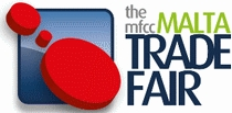 THE MALTA TRADE FAIR fuar logo