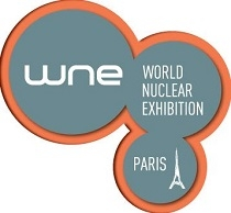 WNE - WORLD NUCLEAR EXHIBITION 2018 fuar logo
