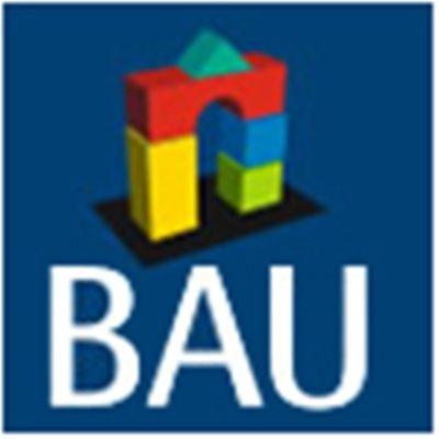 Bau 2017 logo