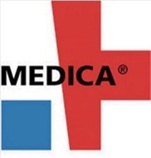 Medica Dusseldorf 2019 logo