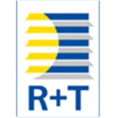R + T logo