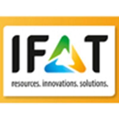 IFAT CHINA logo