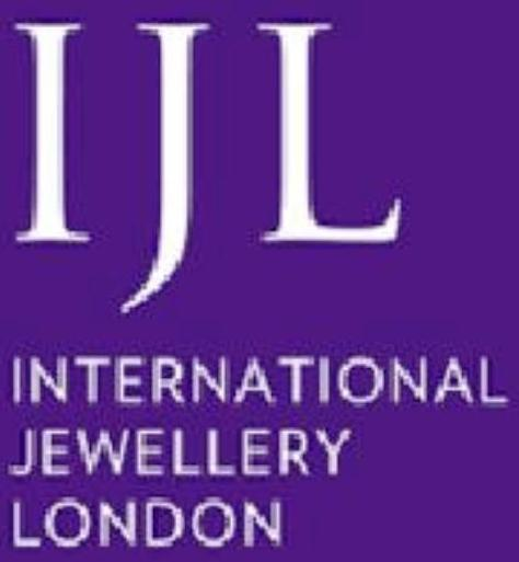 IJL - International Jewellery London fuar logo
