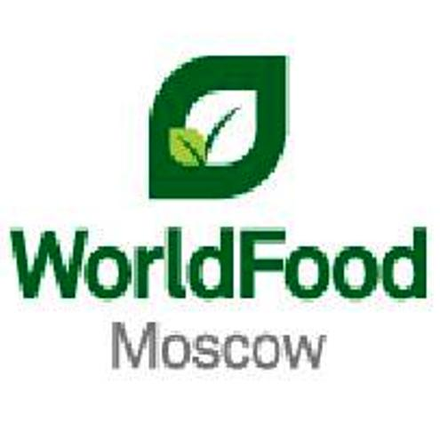 World Food Moscow fuar logo