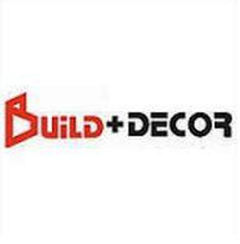 Build + Decor fuar logo