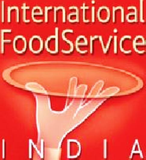 International Foodservice India  fuar logo
