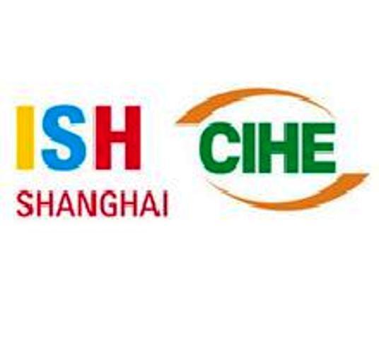 ISH Shanghai & CIHE logo