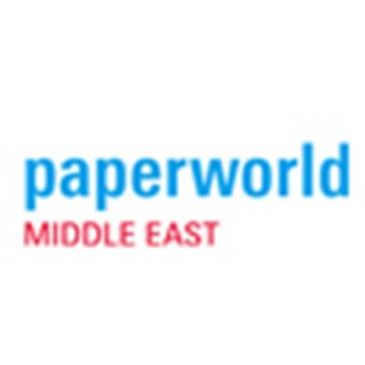 PAPERWORLD Middle East  fuar logo