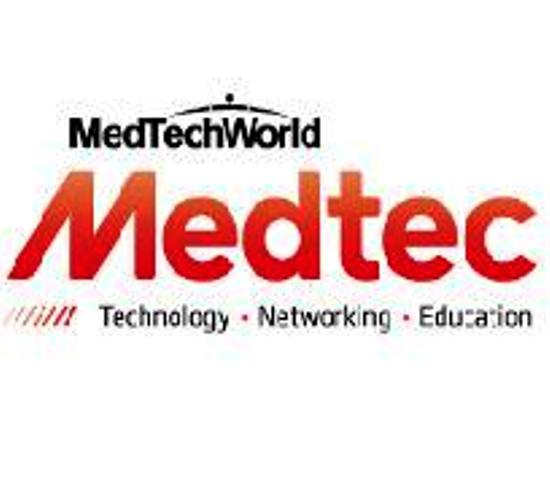 MEDTEC China fuar logo