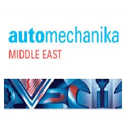 Automechanika Middle East fuar logo