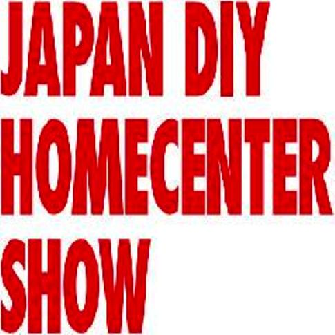 JAPAN DIY Homecenter Show fuar logo