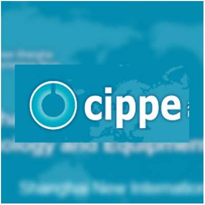 CIPPE 2018 logo
