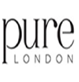 Pure London fuar logo