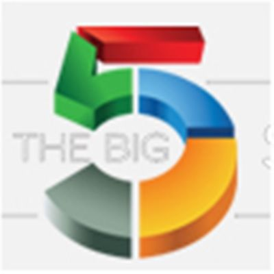 THE BIG 5 SAUDI fuar logo