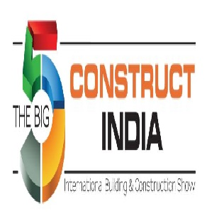 The Big 5 Construct India fuar logo
