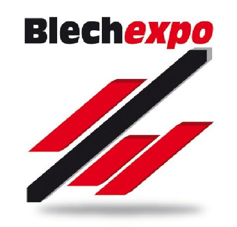 Blechexpo Stutgart logo