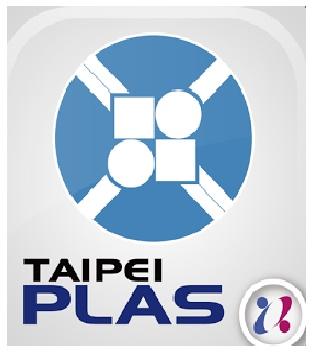 Taipei Plas logo