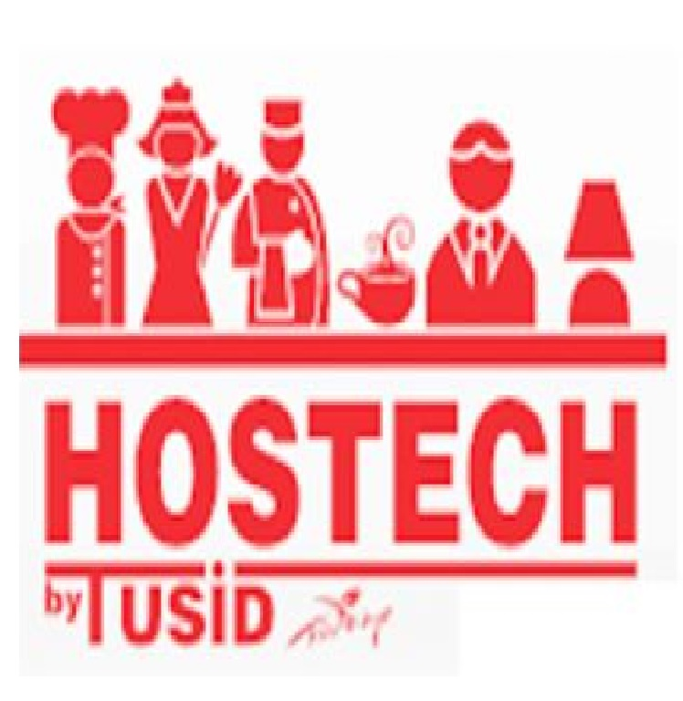 Hostech By Tusid 2018 fuar logo
