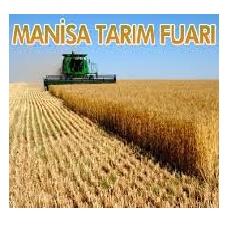 Manisa 12.Tarım Gıda ve Hayvancılık Fuarı logo
