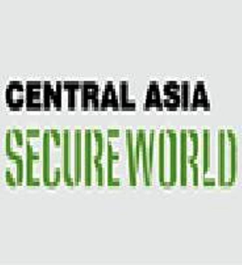 Central Asia Secure World  fuar logo