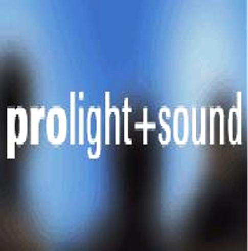 Prolight + Sound  logo