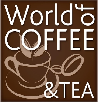 World of Coffee and Tea fuar logo