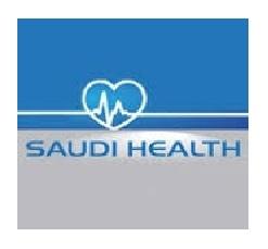 Saudi Health logo