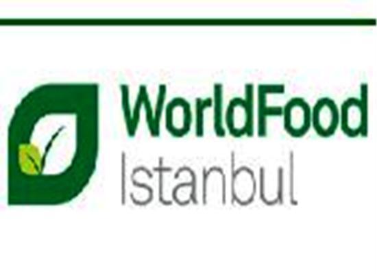 Worldfood İstanbul 2020 logo