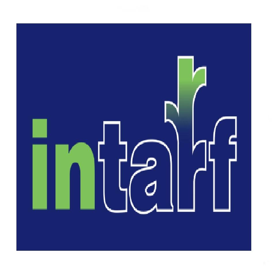 INTARF 2018 logo